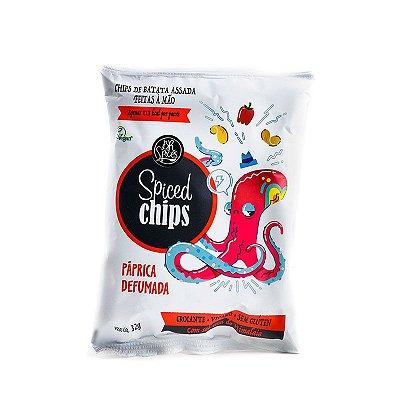 Spiced Chips Páprica Defumada