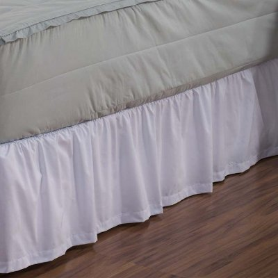 Saia Hug Bedding Queen - Branca
