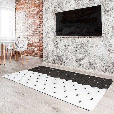 Tapete Decoração Parklon Premium PVC Etoile 190cm x 130cm x 1,2cm