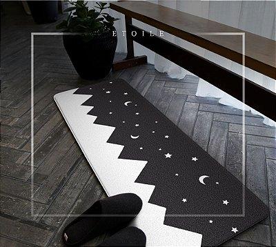 Tapete Multiuso Parklon Premium PVC Etoile 120cm x 44cm x 1,2cm