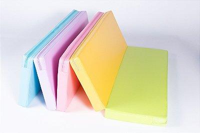 Colchonete de Atividades Parklon 5 Placas Colorido 125cm x 70cm x 4cm