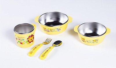 Kit de Alimentação Parklon 5 peças
