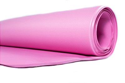 Tapete Yoga Parklon PVC Rosa 180cm x 65cm x 0,6cm