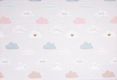 Tapete Infantil Parklon Premium PVC Cloud Baby 190cm x 130cm x 1,2cm