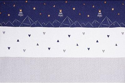Tapete Infantil Parklon Premium PVC Little Prince 190cm x 130cm x 1,2cm