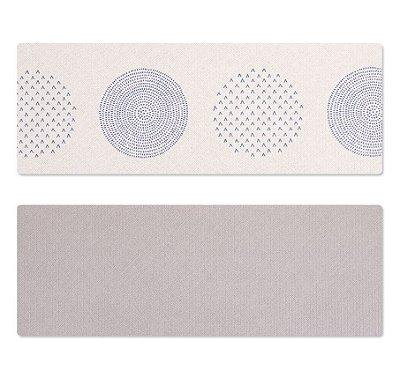Tapete Multiuso Parklon Premium PVC Blue Spot 120cm x 44 cm x 1,2cm