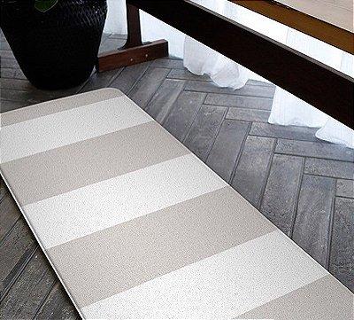 Tapete Multiuso Parklon Premium PVC Well Life Modern 120cm x 44 cm x 1,5cm