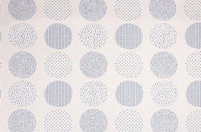 Tapete Decoração Parklon Premium PVC Blue Spot 190cm x 130cm x 1,2cm