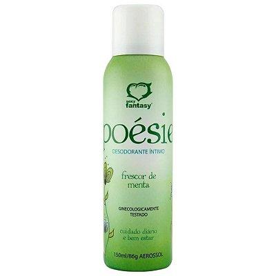 Desodorante íntimo Feminino Aerosol Menta 150ml