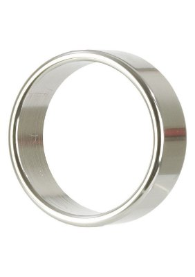 Alloy Metallic Rocket Ring Extra Large - Coleção Nanma