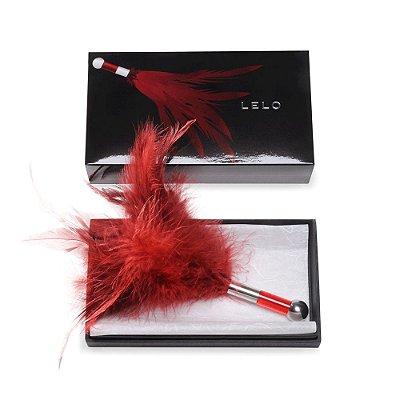 Plumas Vermelhas Tantra Feather Teaser - Lelo Suécia