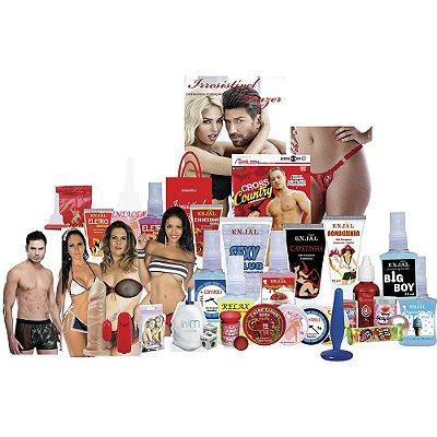 Kit Revendedora - Produtos de Sex Shop - Avançado