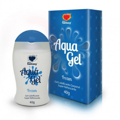 Gel Lubrificante Frozen Ice - AquaGel 40g