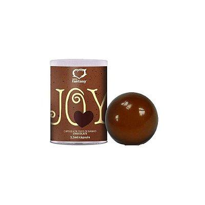 Bolinha Aromática - Óleo Corporal Chocolate - 01 Un
