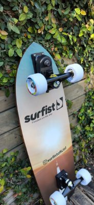 SURFSKATE MODELO SURFIST SKATE SIMULADOR DE SURF LELO 34''