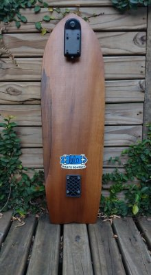 KIT SURFSKATE SHAPE + BASE SIMULADOR DE SURF LELOSKATEBOARDS