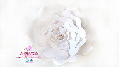 Rosa Gigante - D38 cm