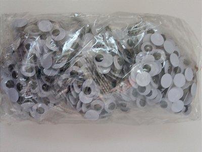 1000 unidades Olho móvel 6 mm