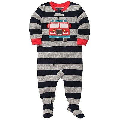 Pijama Carter's Caminhão Bombeiro