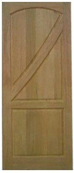 Folha de Porta de Abrir (Giro) em Madeira Cedro Arana Maciça Geneve - Casmavi
