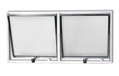 Janela Maxim-Ar 2 Sec. Alumínio Branco - SPJ Linha 16
