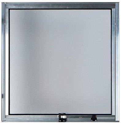 Janela Maxim-Ar 1 Sec. Alumínio Brilhante - SPJ Modular