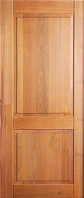 Folha de Porta de Abrir (Giro) em Madeira Tauarí Maciça Zoan - Mapaf