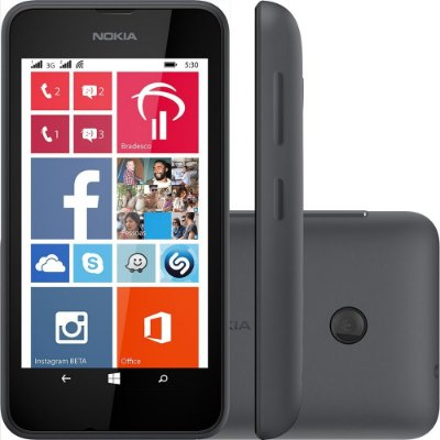 Smartphone Nokia Lumia 530 Dual Chip