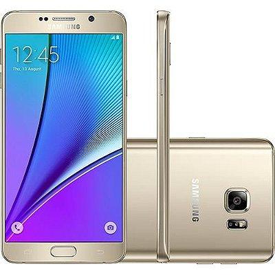 Samsung Galaxy Note 5 N920G 4G NACIONAL - PRODUTO REEMBALADO