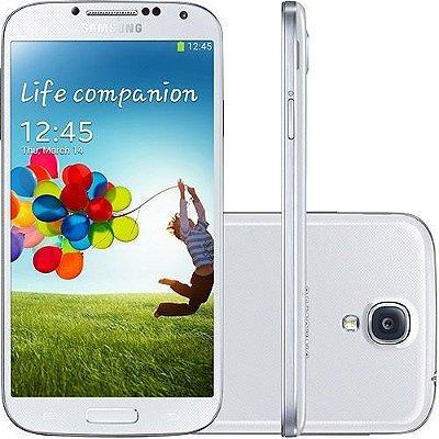 Samsung Galaxy S4 I9500 3G 16gb Nacional Câmera 13mp Tela 5