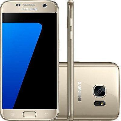 Samsung Galaxy S7 G930f 32gb Câmera 12mp Tela 5.1'' Original - PRODUTO REEMBALADO