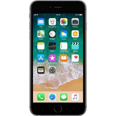 iPhone 6S Plus 16GB Nacional iOS 11 Lacrado 1 Ano de Garantia apple