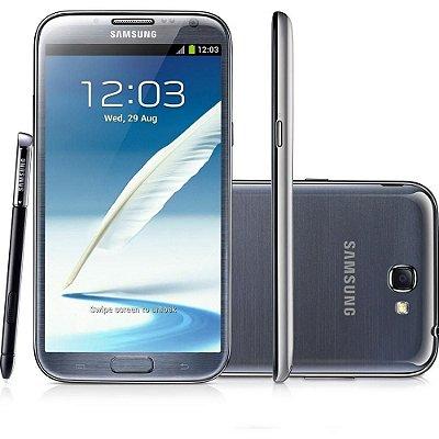Samsung Galaxy Note 2 N7100 3g Wi-fi 16gb Quad-core 1.6 Ghz