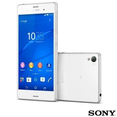 Smartphone Sony Xperia Z3 D6643 - PRODUTO REEMBALADO