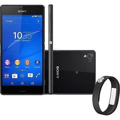Sony Xperia Z3 D6633 4g Nacional Dual Chip + Smartband Swr10