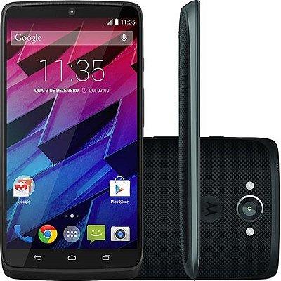 "Motorola Moto Maxx Desbloqueado Android 4.4.4 Tela 5.2"" 64GB Wi-Fi Câmera 21MP"