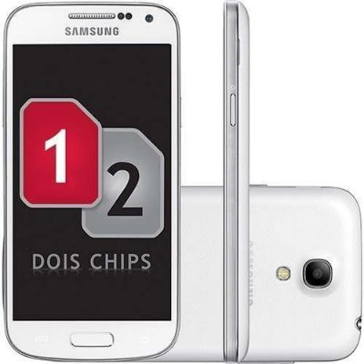 Samsung Galaxy S4 Mini Duos Android 4.2 3g Wi-fi Câmera 8mpx