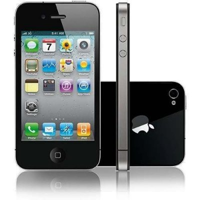 Apple Iphone 4 8gb Nacional Ios 7 Tela Retina