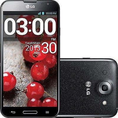 LG Optimus G Pro Desbloqueado Preto Android 4.1 4G Câmera 13MP