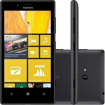 Nokia Lumia 720 Windows Phone 8 3g Câmera 6.7mp Wi-fi Gps