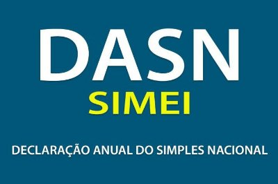 Declaração Anual de Faturamento do Simples Nacional (DASN – SIMEI)