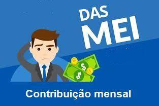 Guia Mensal de Contribuição do MEI - DAS