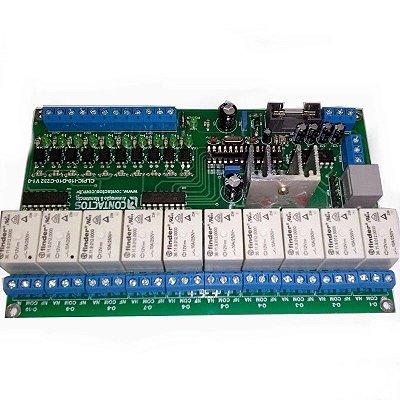 Clp Com Pic16f876a, Programação Ladder, Assembler, C, Basic