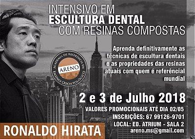 Escultura Dental com Resinas Compostas - Dr. Ronaldo Hirata