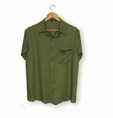 Camisa Cash Oliva