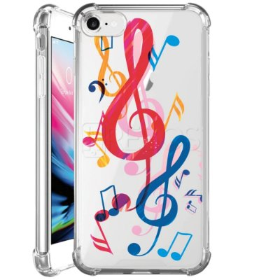 Capa Anti Shock Personalizada - MUSIC