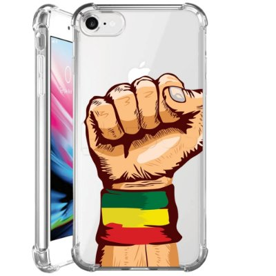 Capa Anti Shock Personalizada - REGGAE POWER