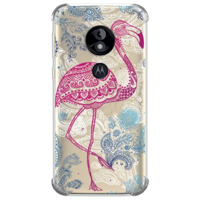 Capa Anti Shock Personalizada - FLAMINGO COLOR