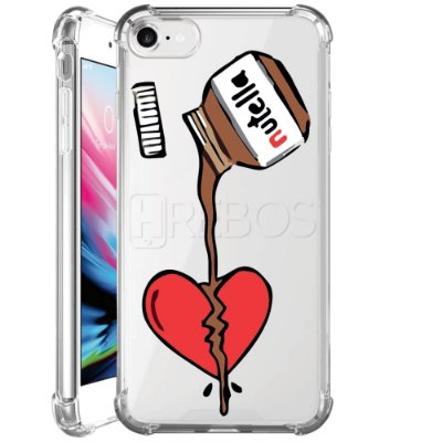 Capa Anti Shock Personalizada - NUTELLA