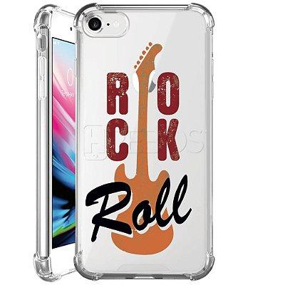 Capa Anti Shock Personalizada - ROCK N ROLL GUITARRA